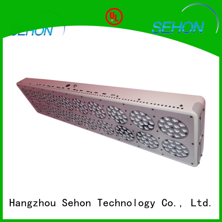 High-quality led growing light for business used in greenhouses