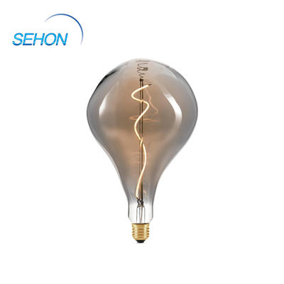 A165 Vintage Big Size Bright Edison Bulbs With Solf Filament