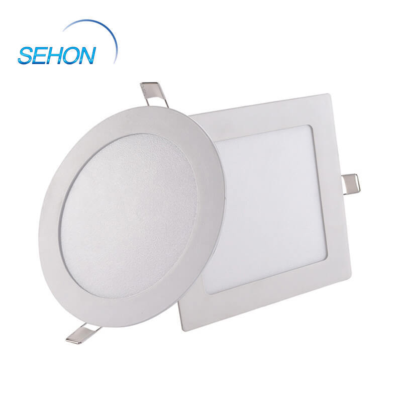 Quality Led Surface Panel Light Round/Square Shape 6w Cool White Led