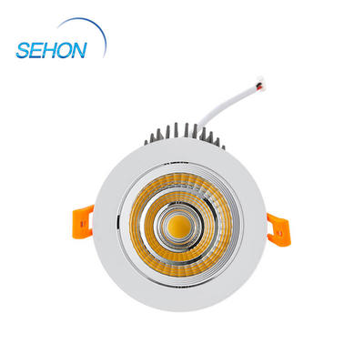 Cob 3W Led Recessed Ceiling Lights Embedded 2.5 Inch 4 Inch Adjustable Angle