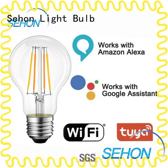 Sehon 40 watt led light bulbs factory used in living rooms