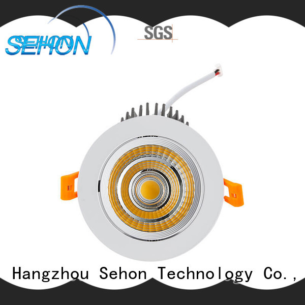 Sehon linear led lighting factory used in ceilings and walls