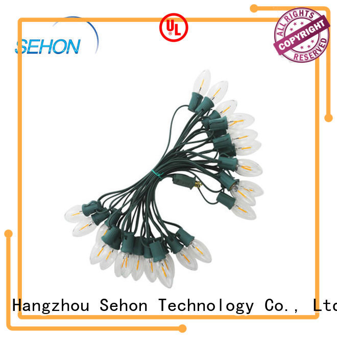 Sehon unique string lights manufacturers used on holidays