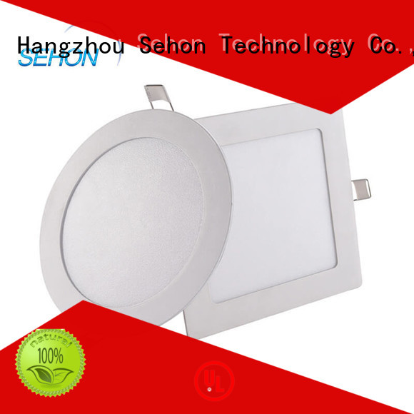 Sehon Custom 15 watt led panel light price Suppliers for home lighting