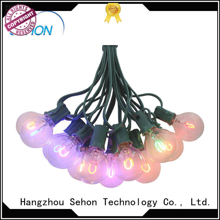 Best string lights no plug for business used on holidays
