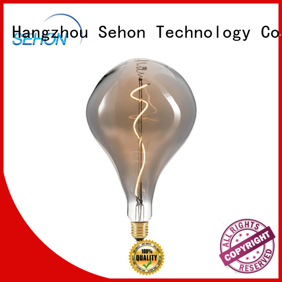 Sehon white light filament bulbs company used in living rooms