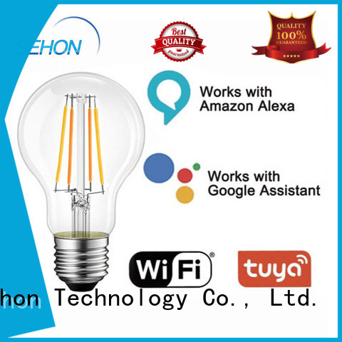 Sehon edison filament led Supply for home decoration
