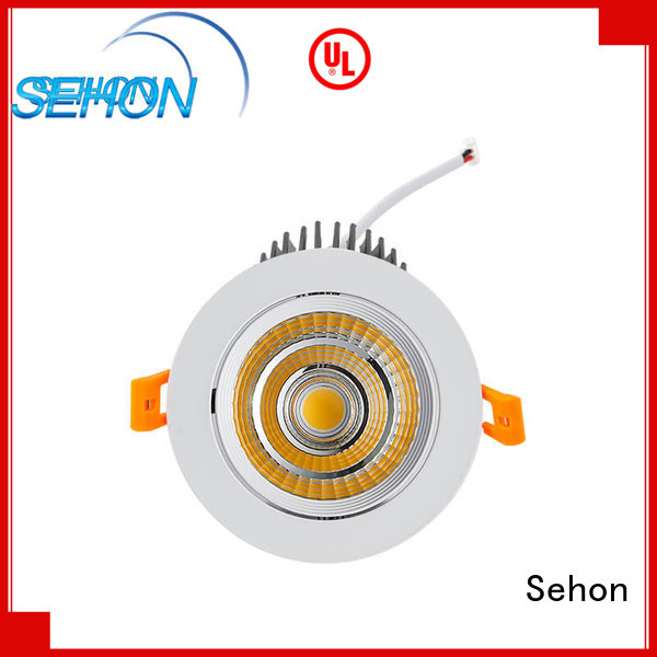 New downlight casing for business used in ceilings and walls