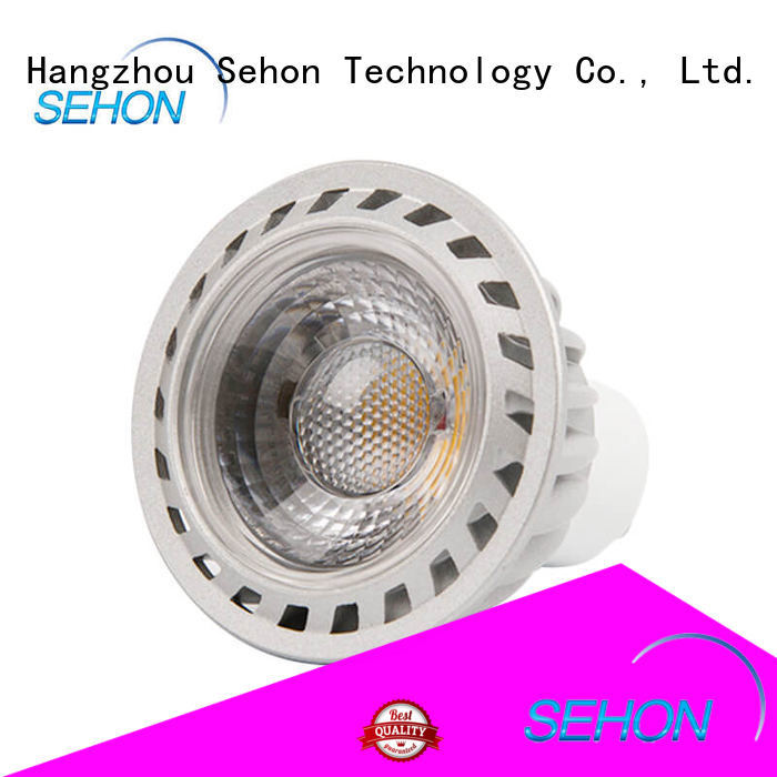 Sehon 3 led spotlight factory used in cafes lighting