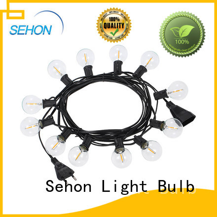 Sehon High-quality rope ceiling light Supply used on Christmas