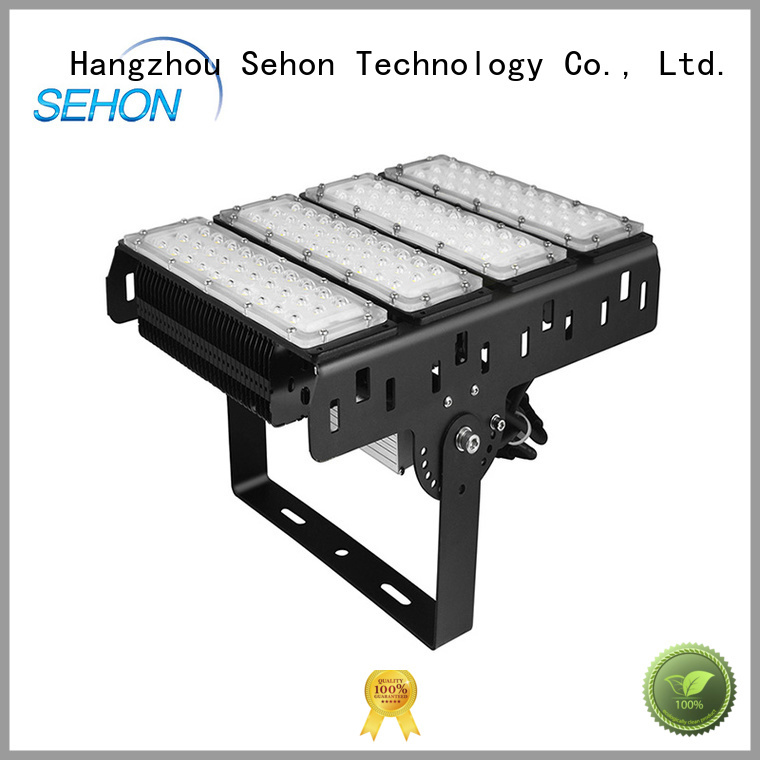Sehon Latest external flood light manufacturers used in indoor space display lighting