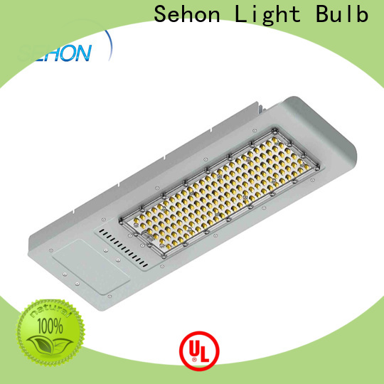 Sehon New solar powered led street lights company for outdoor street light source