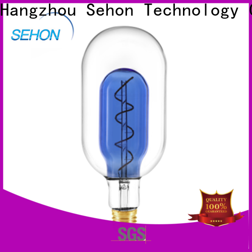 Sehon Best long filament light bulb manufacturers used in bedrooms
