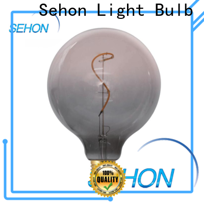 Sehon a19 vintage led light bulb factory for home decoration