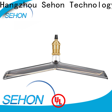 Sehon clear filament led bulbs factory used in bedrooms