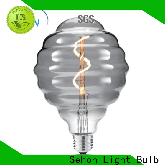 Sehon wholesale edison bulbs Suppliers used in living rooms