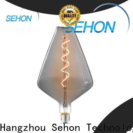 Sehon vintage style led light bulbs factory used in bathrooms