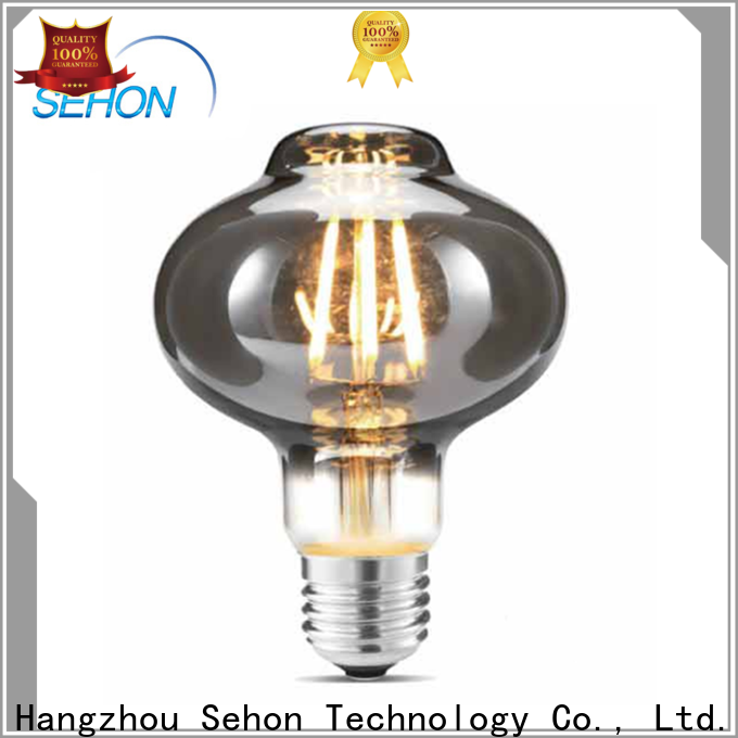 Sehon edison lamp led company for home decoration
