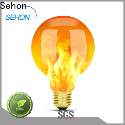 Sehon cheap vintage light bulbs factory used in living rooms
