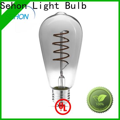 Sehon Best led teardrop bulbs factory used in bedrooms