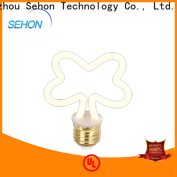 Sehon Wholesale old style filament light bulbs factory used in bathrooms