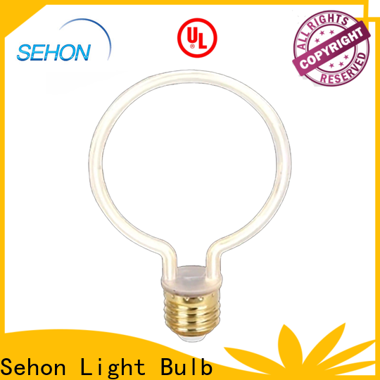 Sehon Wholesale classic filament bulb Supply used in bedrooms