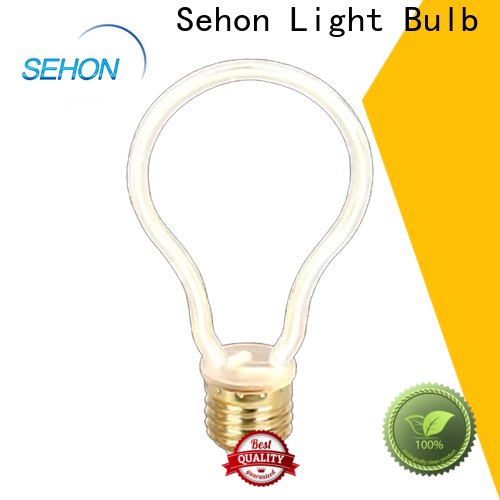 Sehon Best edison filament globe for business used in bathrooms