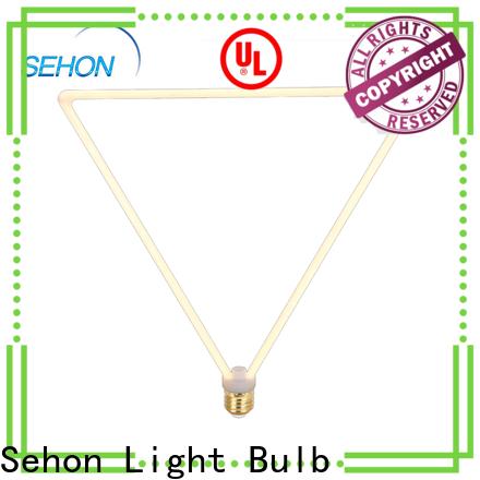 Latest led thomas edison bulbs company used in bathrooms