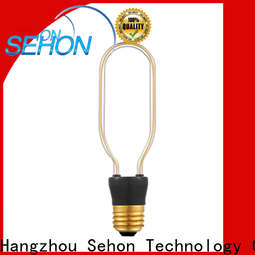 Sehon Wholesale filament bulb light fittings factory used in living rooms