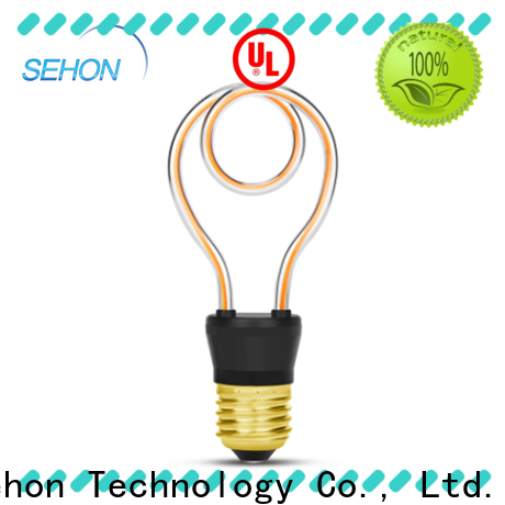 Sehon exposed filament lamp Supply used in living rooms