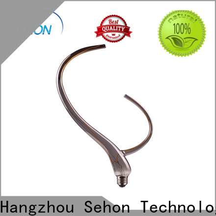 Sehon 12v led filament bulb Suppliers used in bathrooms
