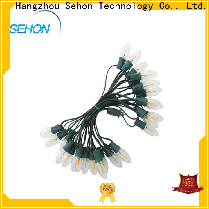 Sehon bulb string lights indoor Suppliers used on holidays