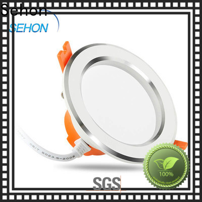Sehon Top round led downlight Suppliers for home lighting