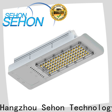 Sehon Best led street light with photocell Suppliers for outdoor lighting