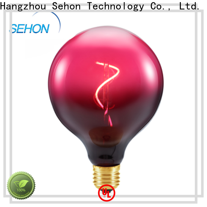 Sehon vintage white light bulbs factory used in bedrooms