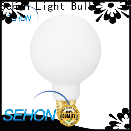 Sehon led filament candle factory used in bathrooms