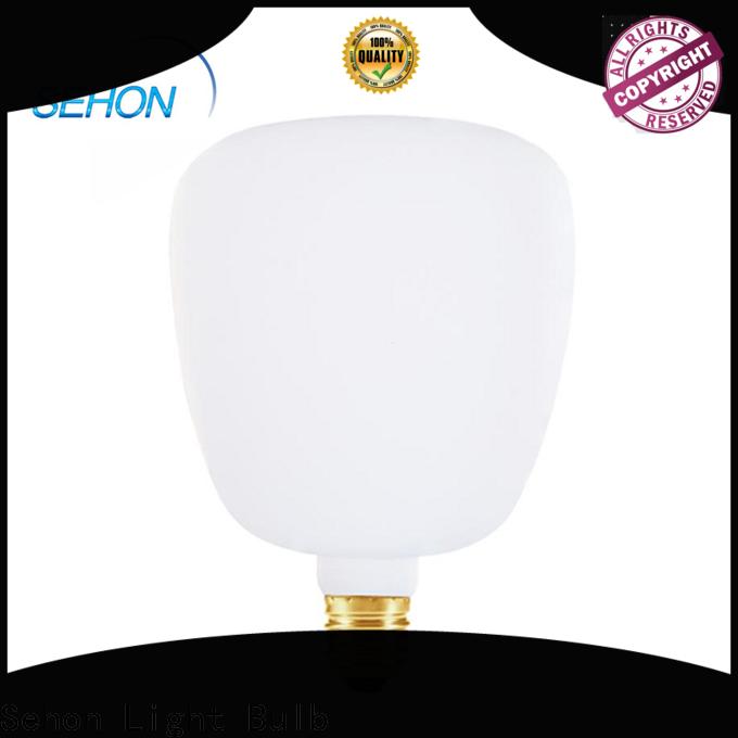 Sehon designer filament light bulbs Supply used in living rooms