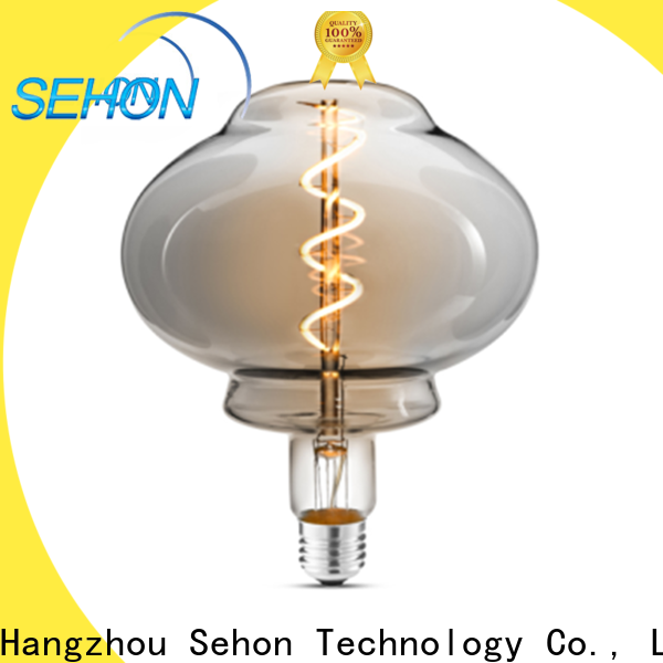 Sehon energy efficient vintage light bulbs manufacturers used in bedrooms