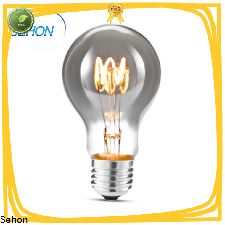 Sehon led filament lampen for business for home decoration