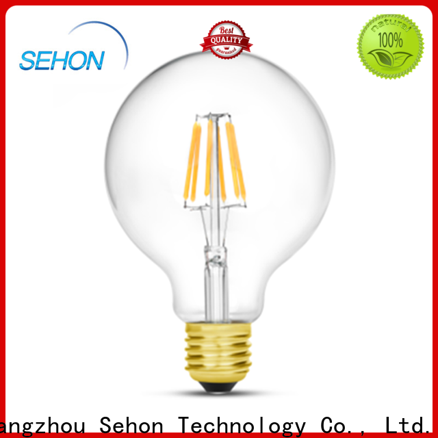 Sehon High-quality vintage filament lamp Suppliers used in bathrooms