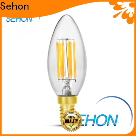 Sehon e17 led bulb Supply for home decoration