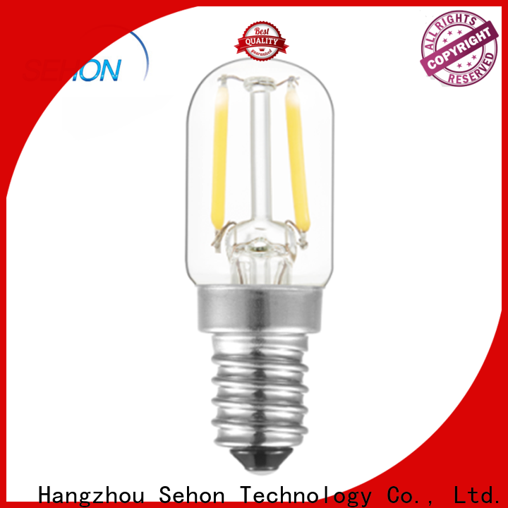Sehon Custom vintage filament lamp company for home decoration