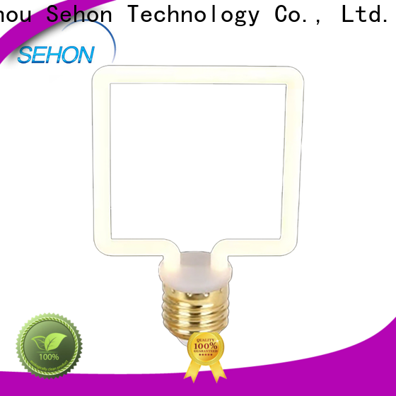 Sehon Latest led dimmable filament for business used in bedrooms