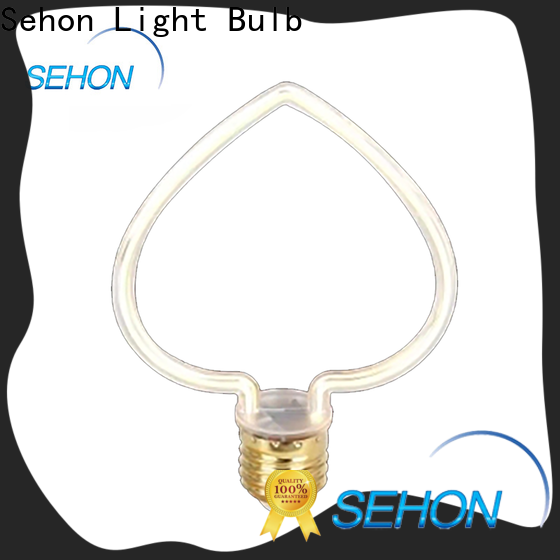 Sehon led filament bulb flicker factory used in living rooms