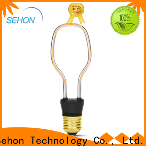 Sehon long filament led factory used in bedrooms