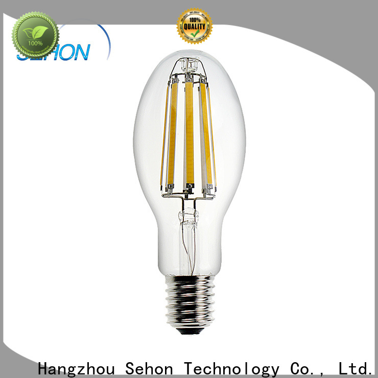 Sehon dimmable filament bulb Suppliers used in living rooms