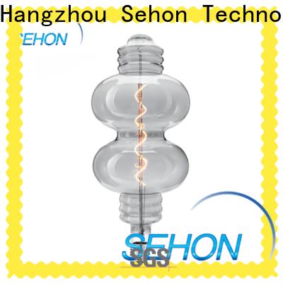Sehon Latest edison light bulb chandelier factory used in living rooms