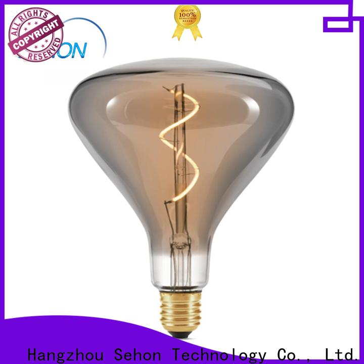Custom 100 watt edison style bulb Supply used in living rooms