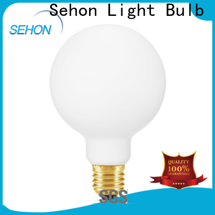 Sehon retro style light bulbs company used in living rooms