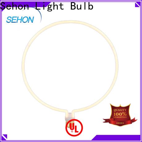 Sehon e27 led edison bulb company used in bedrooms